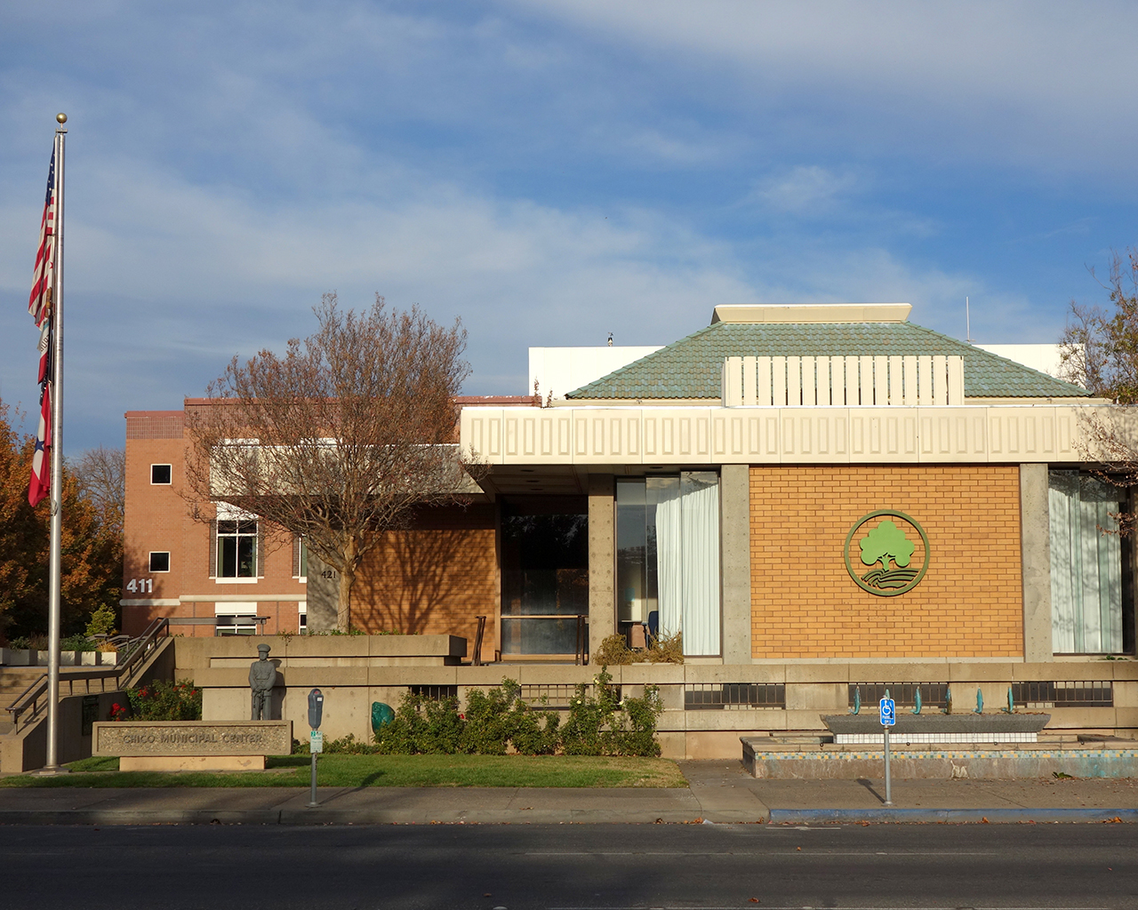 Chico City Hall